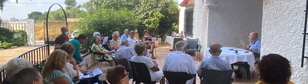 Un día de Ejercicios en las frater de Almería